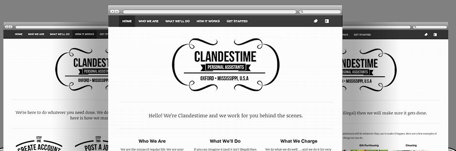 clandestime